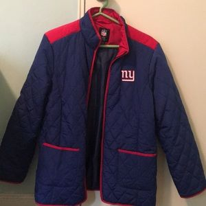 Women's giants jacket